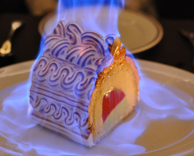 The Baked Alaska