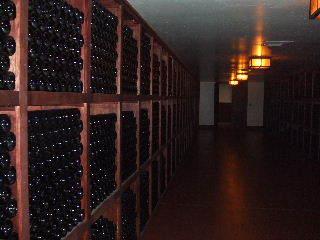 Sideways - Gainey bottle room